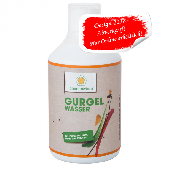Gurgelwasser 500 ml