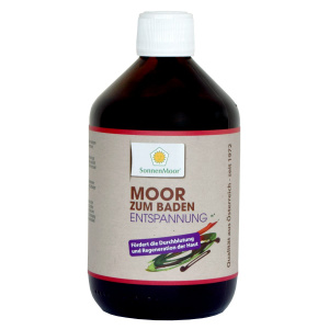Moor for bathing Relaxation