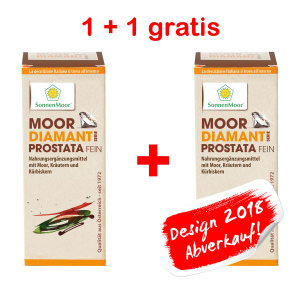 Moor Diamant PROSTATAfein Tabletten 1 + 1 Aktion