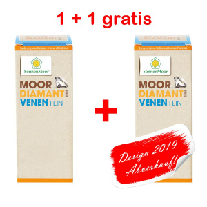 Moor Diamant VENENfein Tabletten 1 + 1 Aktion