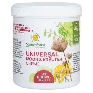 Universal Moor und Kräutercreme mit Murmeltierfett 500 g